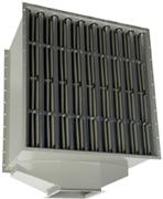 A Rugged, Self-Cleaning Inertial Air Cleaner (Vastupidav, isepuhastuv intertsiaal-õhupuhasti)