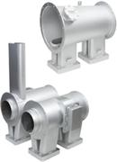 EMD Turbo and Spark Arrester Exhaust Manifolds (EMD Turbo ja sädeme väljalaskekollektor)